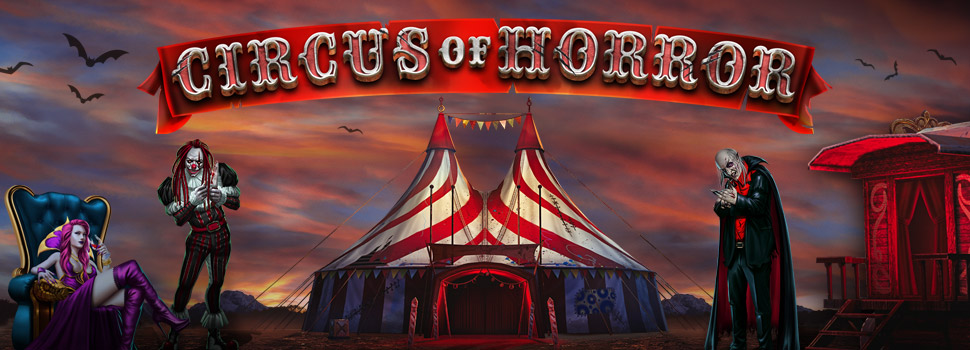 Spiele Horror Circus - Video Slots Online