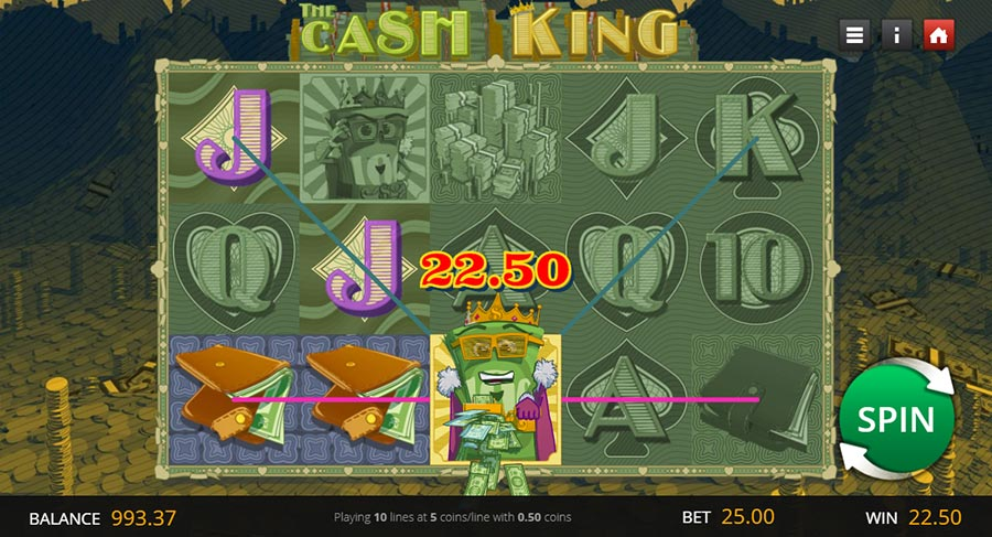 The Cash King