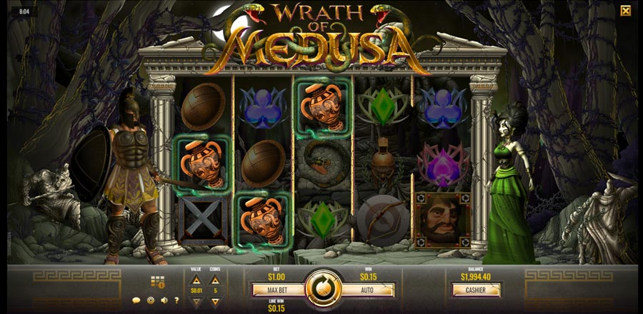 Wrath of Medusa