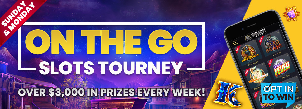 On the Go Slots Tourney