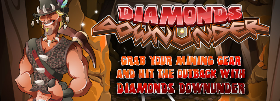 diamonds downunde Desktop