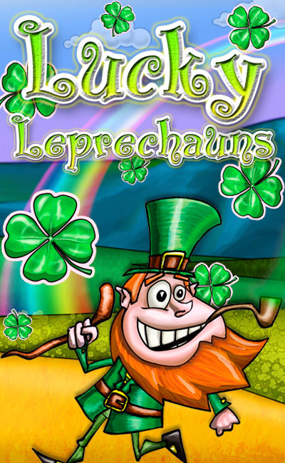 Lucky Leprechauns Mobile