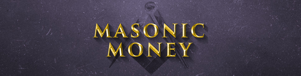 Play Masonic Money video slot at Vegas Crest Casino
