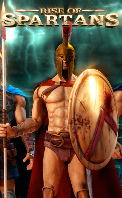 Rise of Spartans Mobile