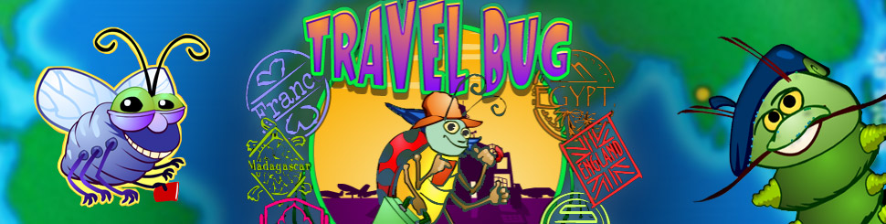 travel bug Tablet