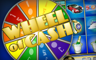 wheel of cash Mobile