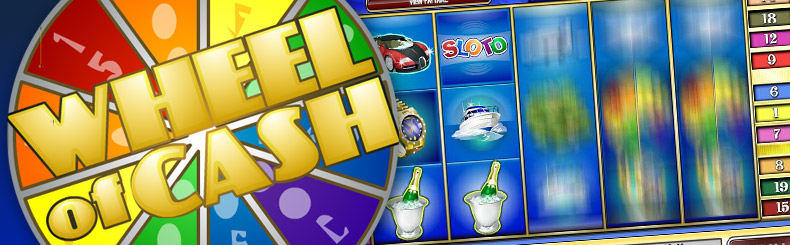 wheel of cash Tablet