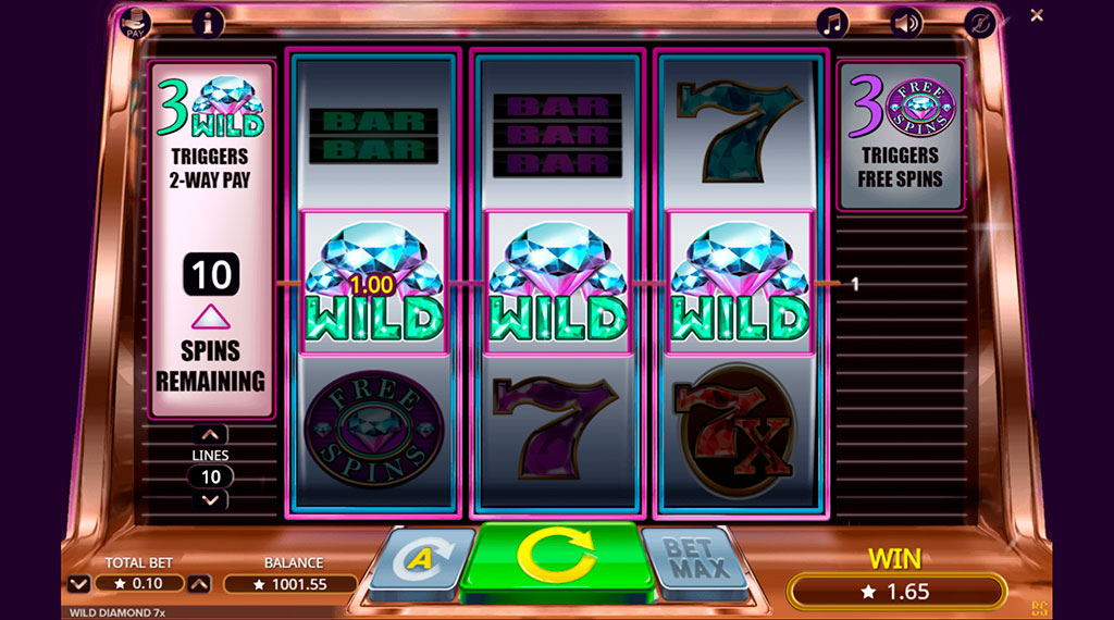 60 free spins